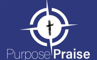 Startzondag met medewerking van de band Purpose Praise