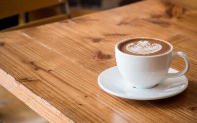 Koffiedrinken op woensdag