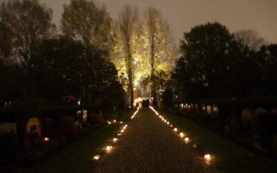 Inschrijving voor Lichtjesavond 5 november gestart